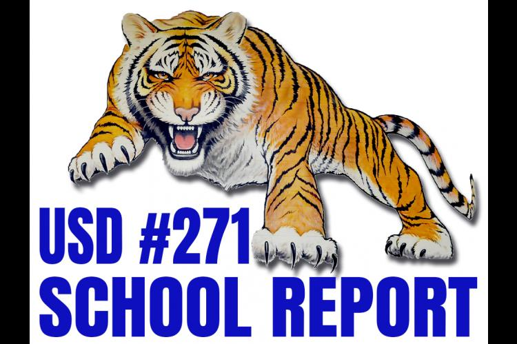 USD 271 School Report