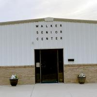 walker senior center